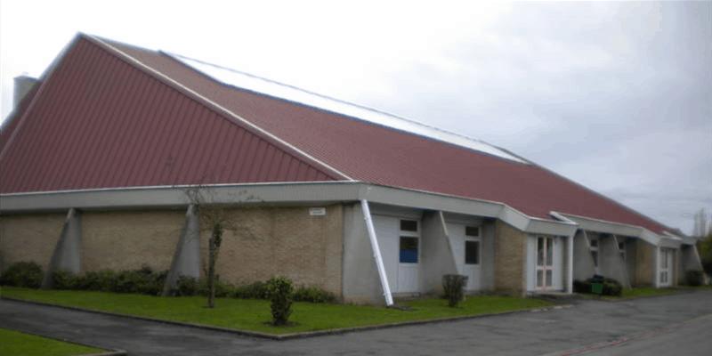 Salle Pasteur Cambrai