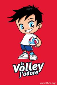 Le volley j'adore