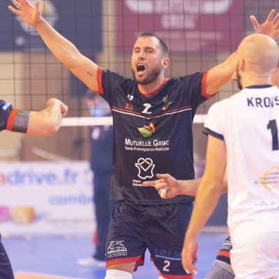 Cambrai volley Joueurs